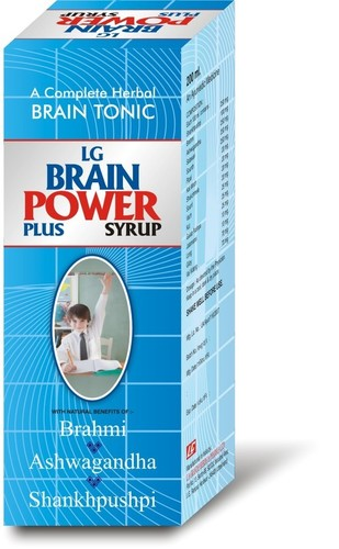 LG Brain Power Plus Syrup