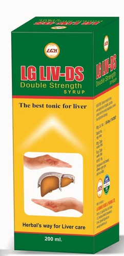 LG LIV-DS Double Strength Syrup in  Sidcul