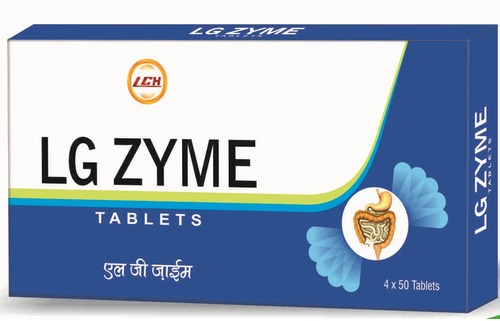 LG Zyme Tablets