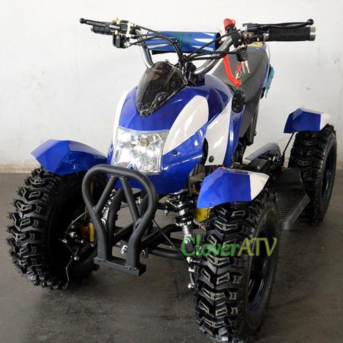 4 Wheel Mini Motor 49CC Quad ATV Kids Bike With Headlights