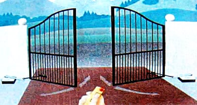 Automatic Swing Gate System