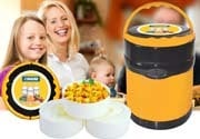 Digene Dashing Lunch Box With 3 Container Set