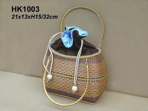Fancy Bamboo Bags