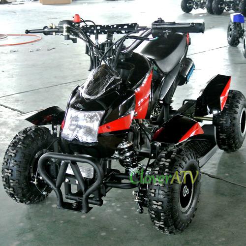 4 Inch Wheel 49CC Quad Kids Moto Bike ATV