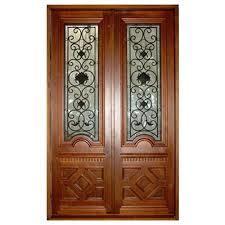 Wooden Main Door in  New Area