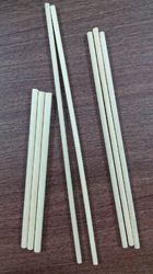 Wooden Dowels For Cosmetic Brush Handles Making