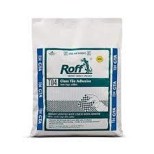 Finest Roff Cementitious Polymer Modified Glass Tile Adhesive