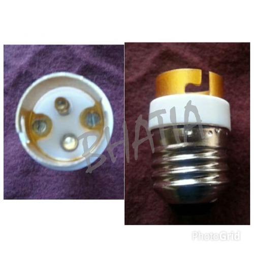 Lamp Adapter ,Convertor E 27 To B 22