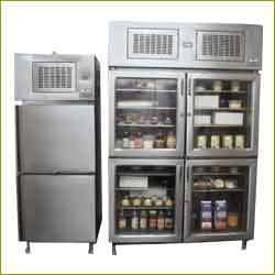 Two / Four Door Vertical Refrigerator