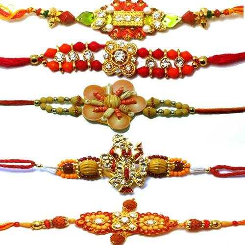 Rakhi in  Old China Bazar Street