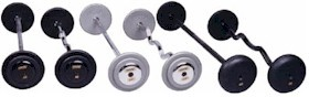 Fixed Weight Barbells