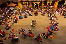 Paro Tshechu Bhutan Tour Operators
