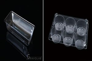 Chocolate, Sweets & Biscuit Packaging Tray