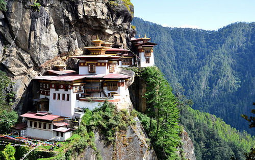 Taksang Monastery Tour Services in   Norzine Lam