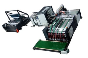 Automatic PP And Nonwoven Rice Bag Making Machine