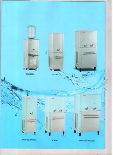 Industrial Drinking Water Cooler in  Okhla - I