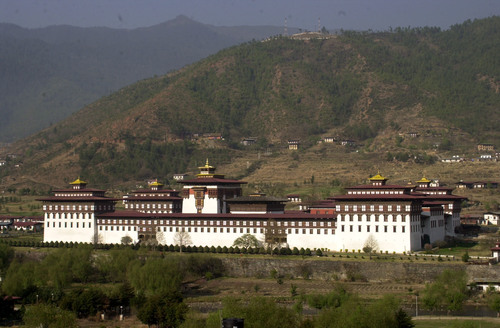 Tashichho Dzong Tour Services