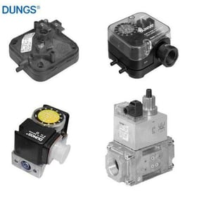 Gas And Air Pressure Switches