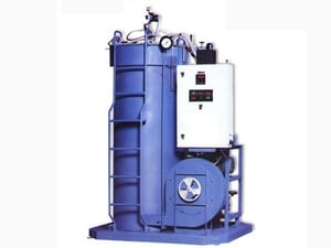 Gas Fired Coil Type Steam Burner