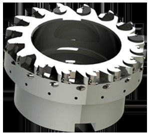 Milling Cutters with Unicart Holding System in   Kanakapura Taluk