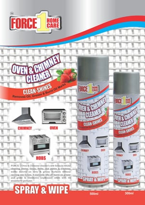 Oven and Chimney Cleaner