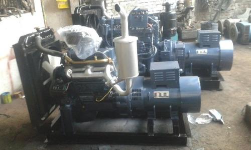 30 Kva Single Phase / Three Phase Diesel Generators