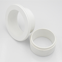 Excellent Insulation Machinable Glass Ceramic Ring