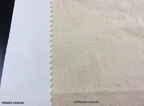 Finest Primed Canvas Fabric