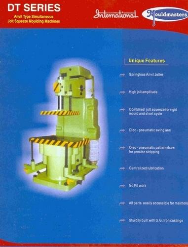 DT Series Moulding Machine in  Mahalaxmi