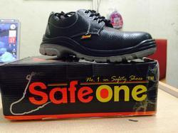 Safety Shoes Industrial Leather Safe One