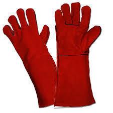 Welding Hand Gloves Split Leather