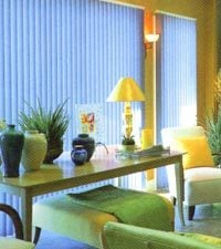 Blinds Vertical Shades