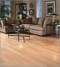 Wooden Beech Blocked Flooring