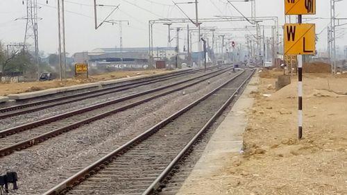 Railway Platform Construction Services - Ishita Construction