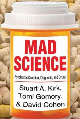 Book on Mad Science
