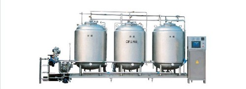 Automatic Clean In Place System (Cip)
