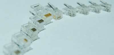 Telephone Cable Plugs