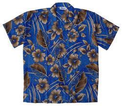 Floral Hawaiian Shirt
