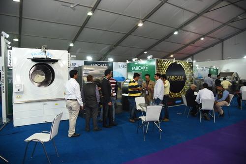 Laundry Machine Exhibition Services