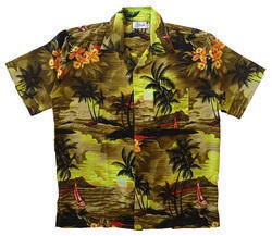 Men'S Designer Hawaiian Shirt