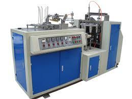 Paper Cup Forming Machines (JP55I)