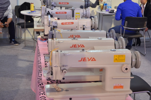 Sewing Machine Exhibition Services