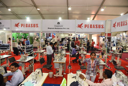 Testing Equipment Or Machines Exhibition Solution