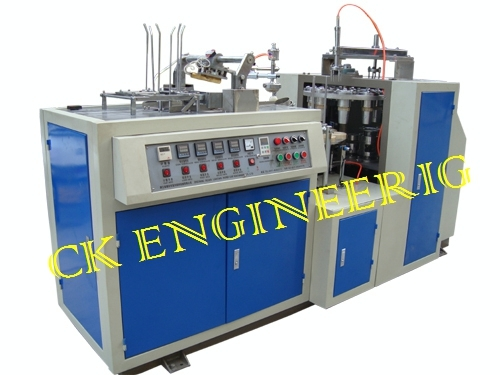 Paper Cup Making Machines (JP-50D) in  Udhna