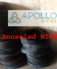 M.S. Black Annealed Wires