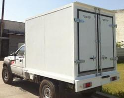 Special Refrigerated Truck Container in  S.G.Road