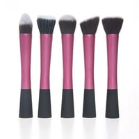 5pcs Eyeshadow Powder Blush Foundation Makeup Brush