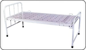 Hospital Ward Deluxe Plain Bed