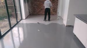 Epoxy Resin Floor Screeds