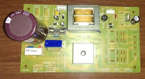 Ultrasonic Small Power Board (20 Khz)